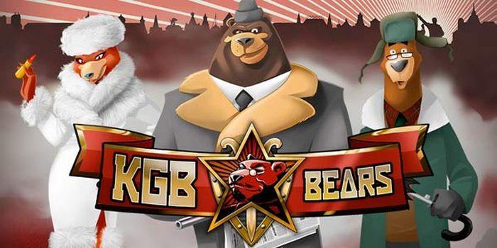 แนะนำเกมสล็อตKGB Bears slot แนะนำเกมสล็อตประจำเดือน พ.ค.