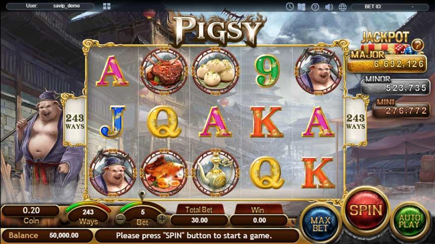 ชี้ทางรวยด้วยเกมสล็อต Pigsy