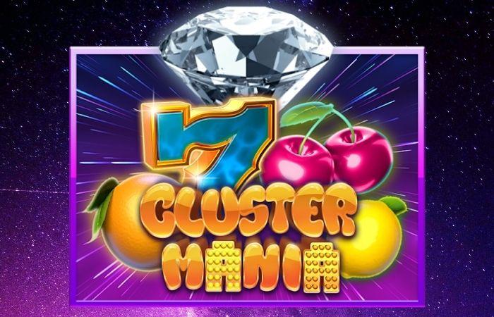 แนะนำเกมสล็อต CLUSTER MANIA