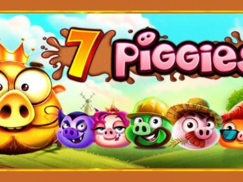 แนะนำเกมสล็อต 7 Piggies
