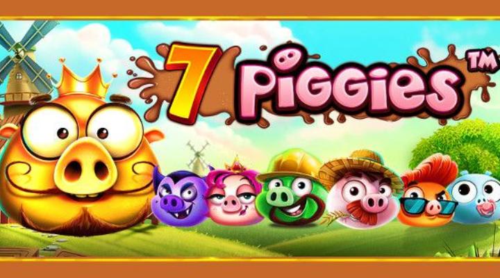 แนะนำเกมสล็อต 7 Piggies ที่ต้องเล่น | STARSLOT ONLINE