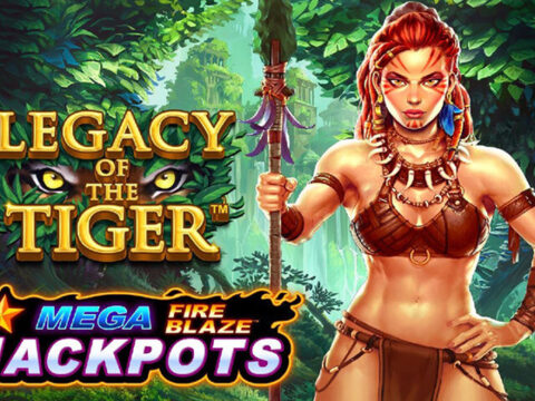 Mega Fire Blaze Jackpots: Legacy Of The Tiger