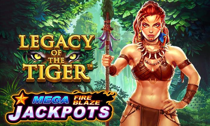 Mega Fire Blaze Jackpots: Legacy Of The Tiger